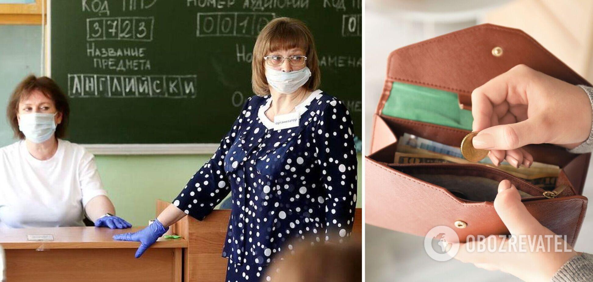 Невакцинованих вчителів у Києві можуть залишити без зарплати