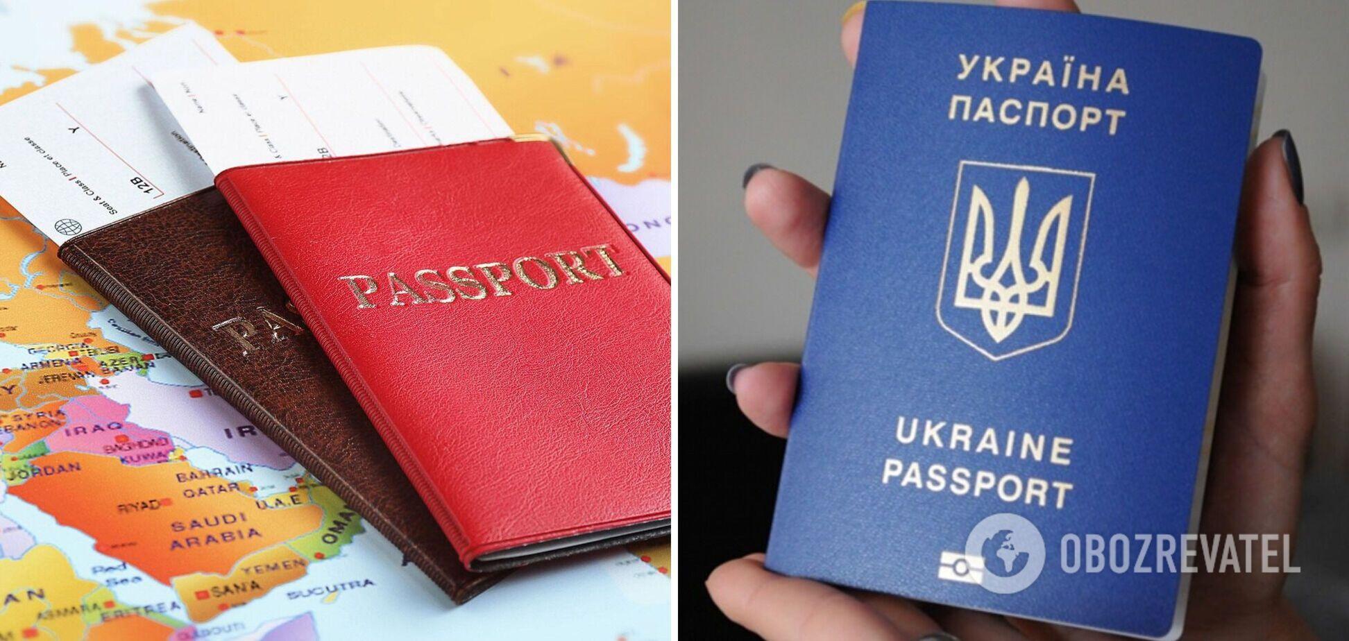 Світовий рейтинг паспортів 2021