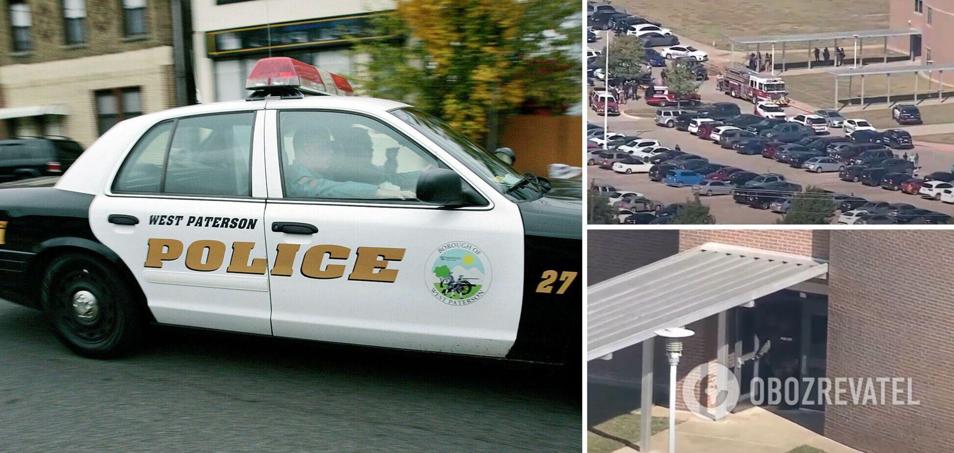У школі Техасу сталася стрілянина: є поранені. Фото та відео
