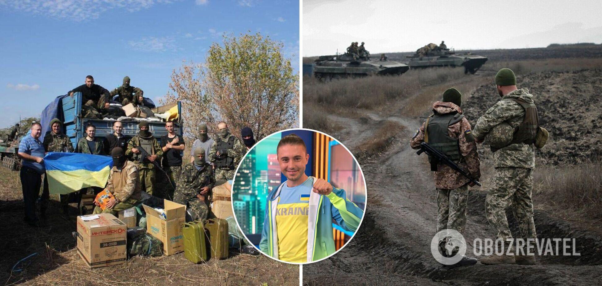 Тарас Тополя висловився про майбутнє Донбасу