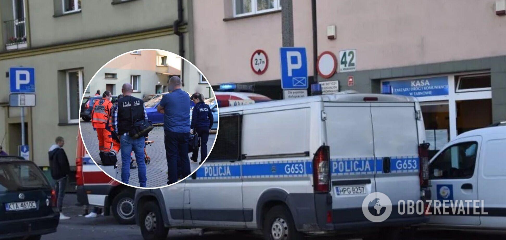 Напав із ножем на сина з дружиною і вистрибнув із вікна: з'явилися деталі вбивства 7-річного українця в Польщі