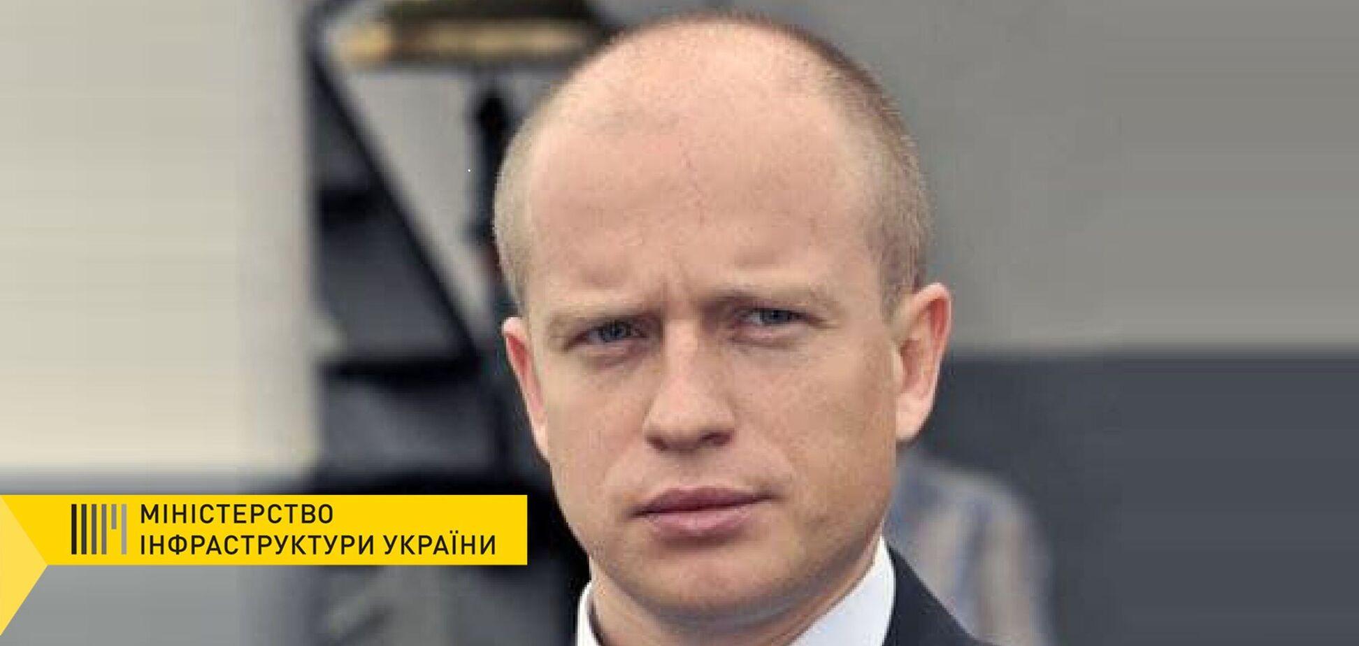 Юрій Васьков розповів про роль інвесторів у розвитку річкового транспорту