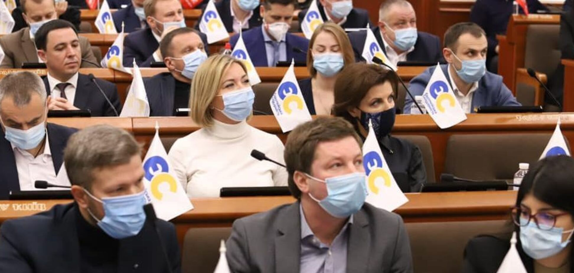 Фракція 'ЄС' в Київраді назвала винних у підвищенні тарифів на газ та опалення для населення