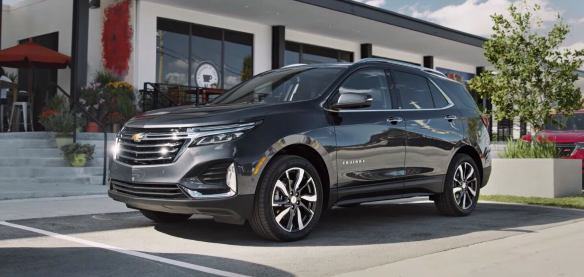 Chevrolet готовит электрический кроссовер Equinox EV по цене Bolt