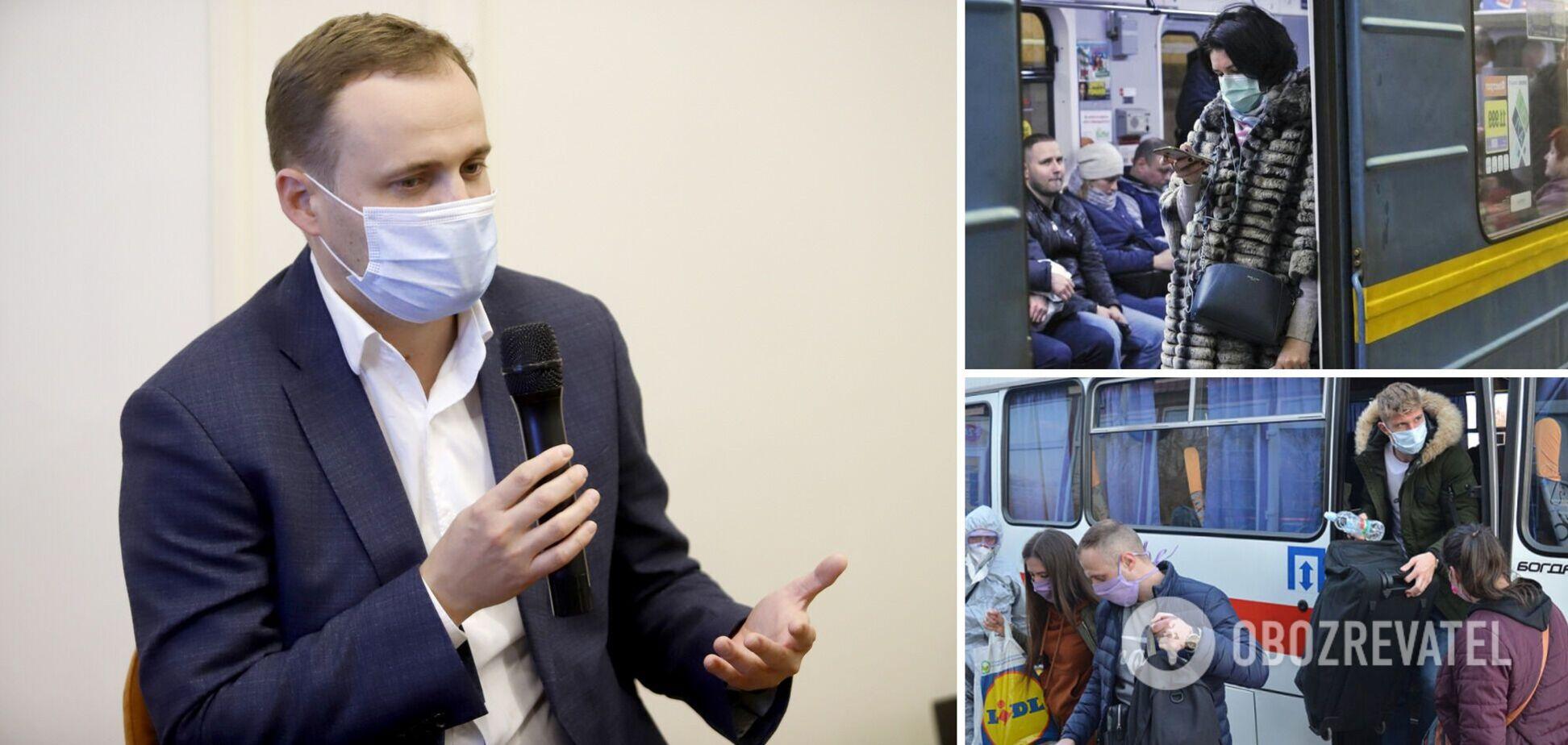 Запроваджувати обмеження на транспорт Київ буде лише в крайньому разі, – Олексій Кулеба