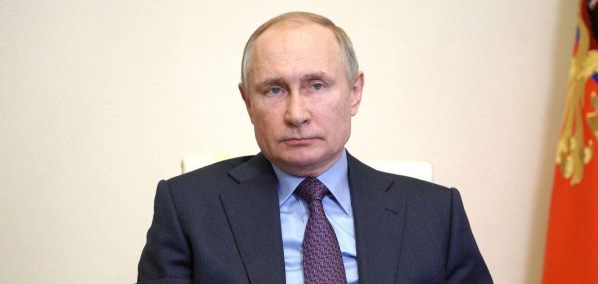 Погіршення стану здоров'я Путіна визначатиме політику РФ унайближчі 4 роки