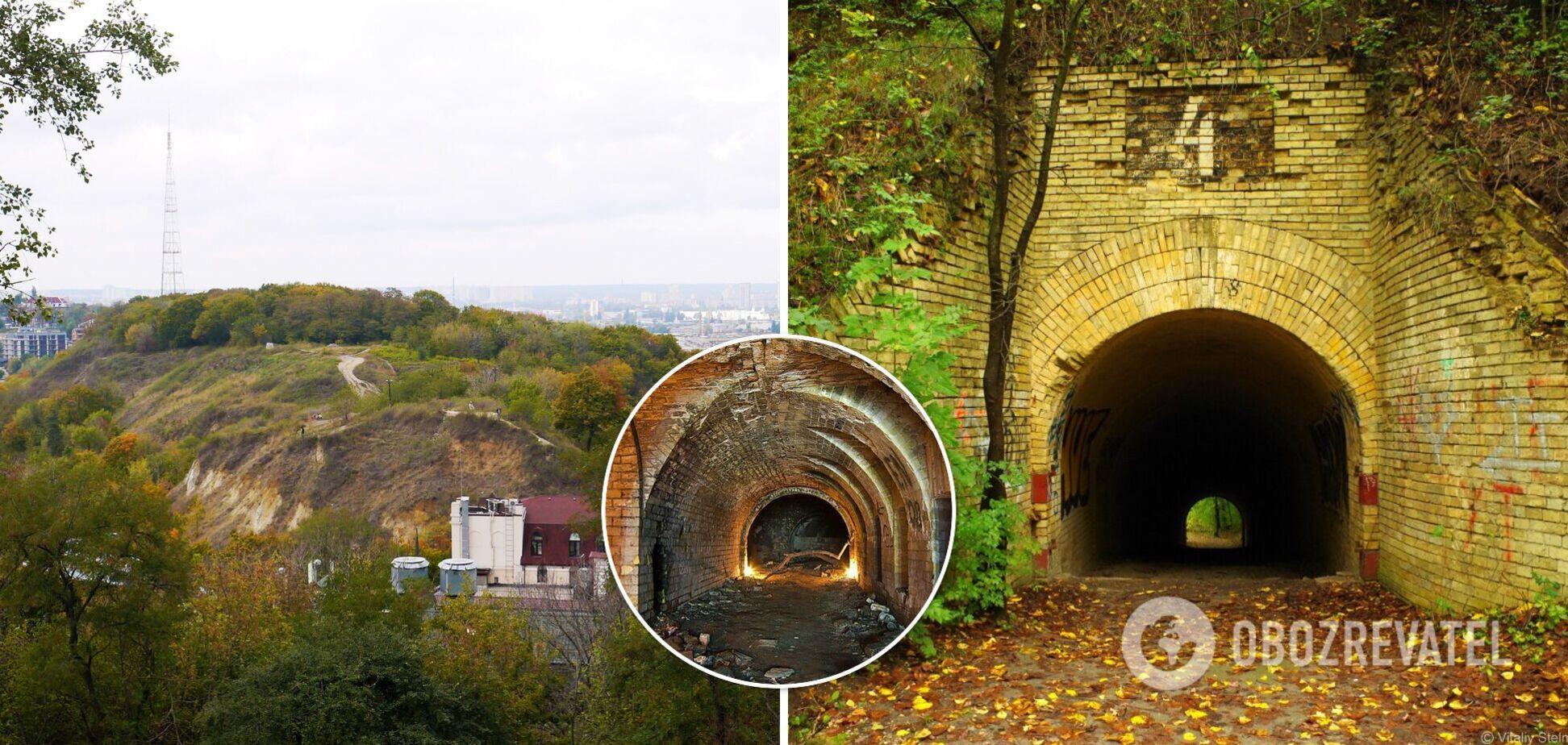 Мистические локации расположены в разных местах Киева