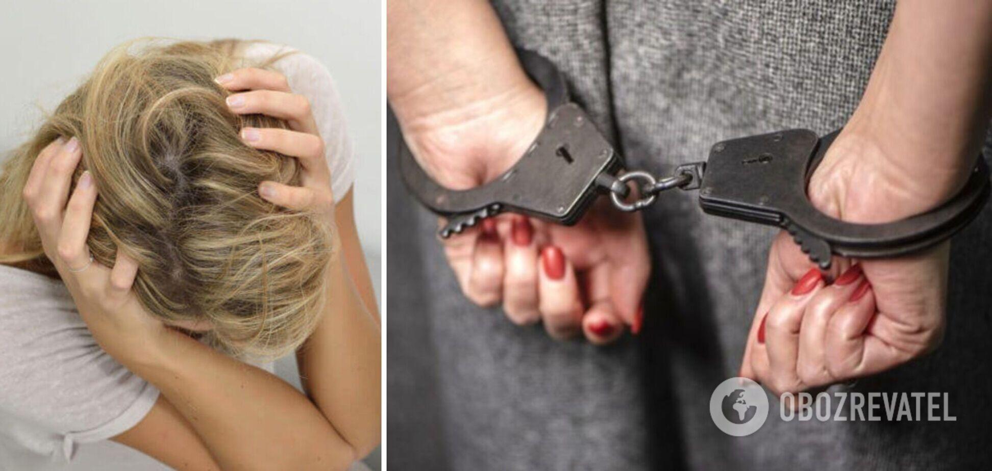 Невістці присудили понад два роки позбавлення волі