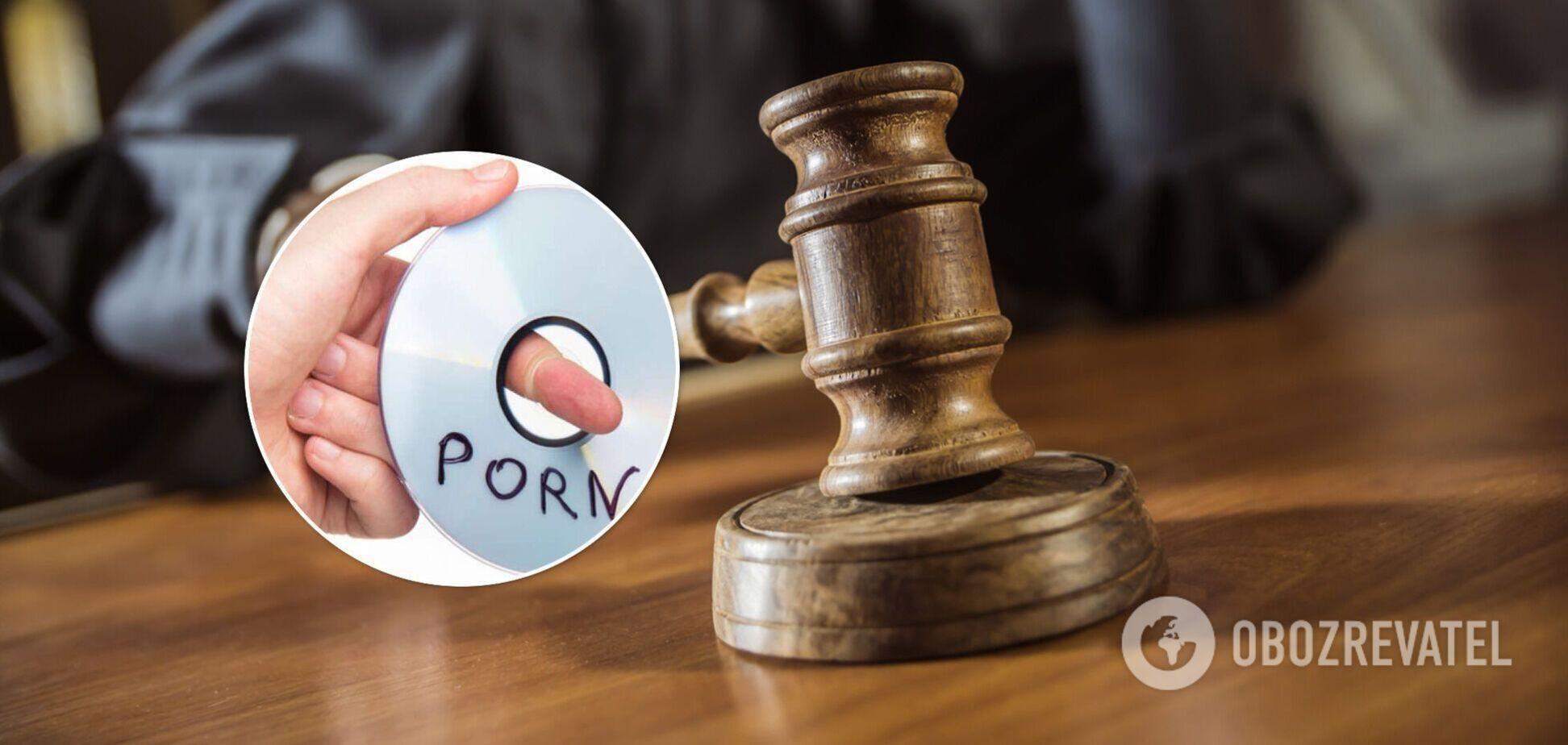 Продав відео з 'полуничкою': на Тернопільщині засудили чоловіка за розповсюдження порноматеріалів