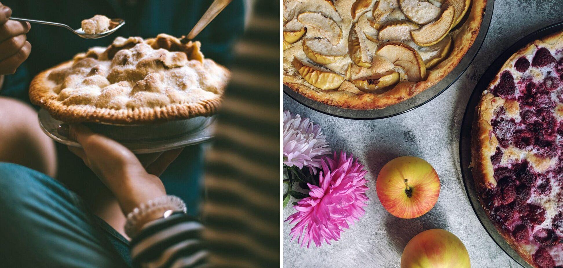 Універсальні пироги з осінніх овочів і фруктів – ідеї фудблогерів