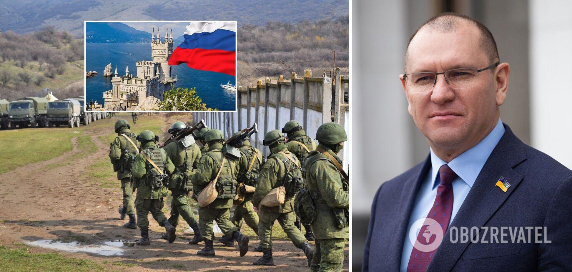 Нардеп Шевченко дивно висловився про окупацію Криму і заявив про необхідність 'змінити курс'