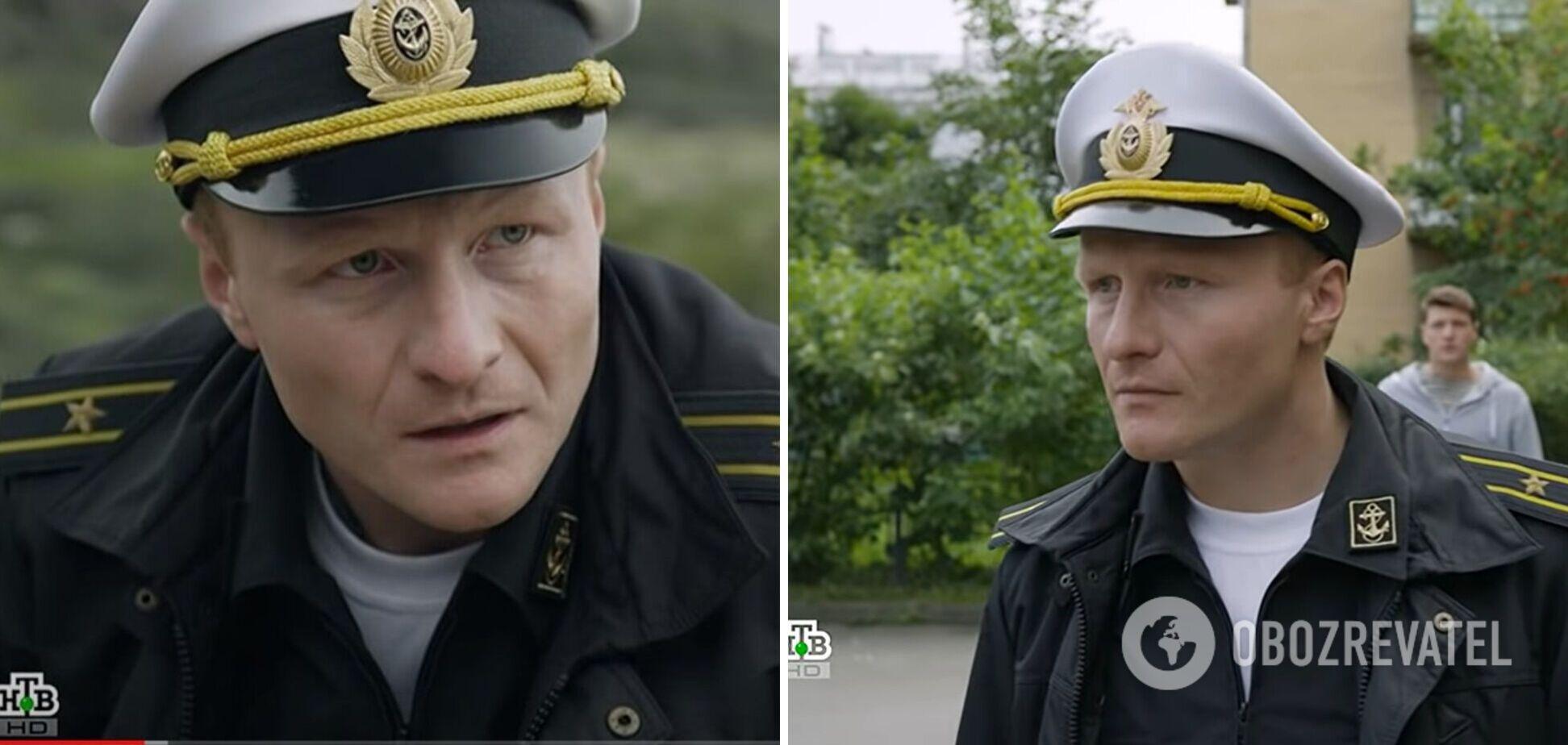 Відомий український актор потрапив в скандал, знявшись в російському серіалі. Фото
