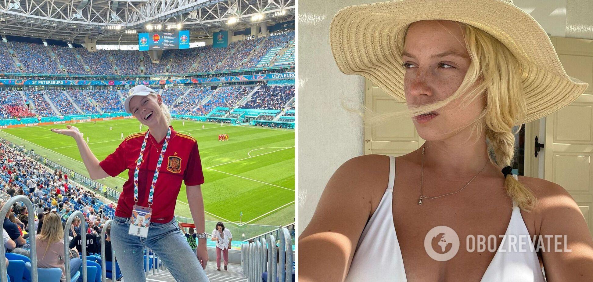 Российская спортивная телеведущая снялась обнаженной в стиле Бриджит Бардо
