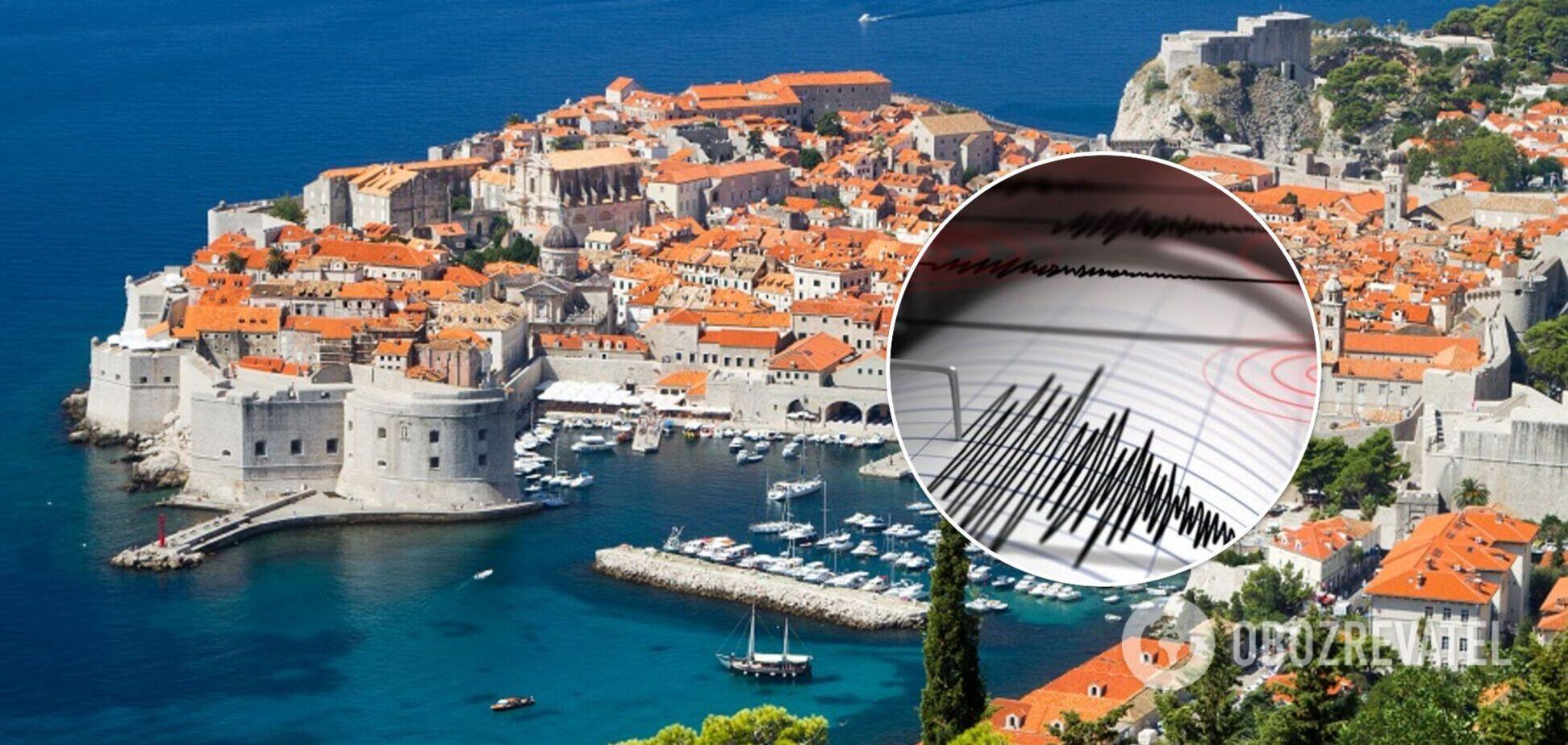У Хорватії трапився потужний землетрус. Фото, відео та всі подробиці