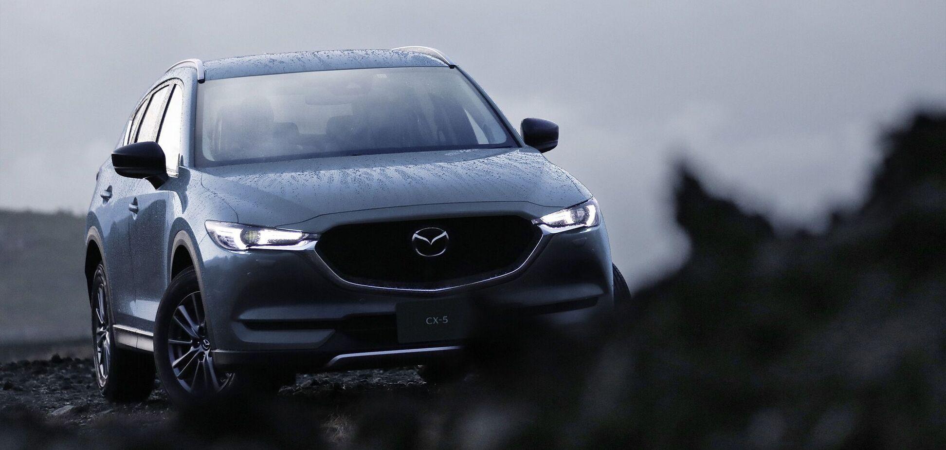 Mazda готує відразу п'ять нових SUV