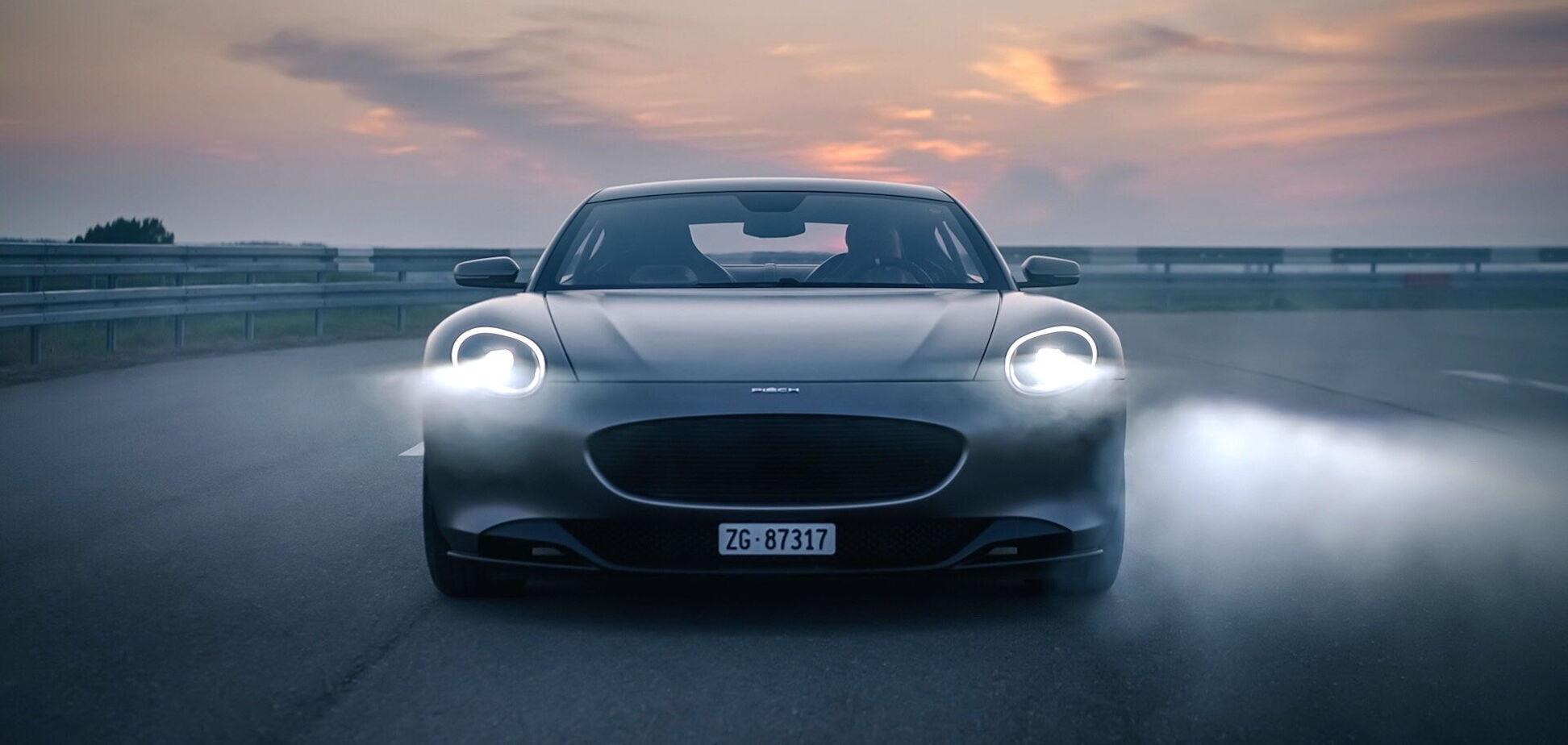 Piech Automotive почав тести електричного спорткара Piech GT