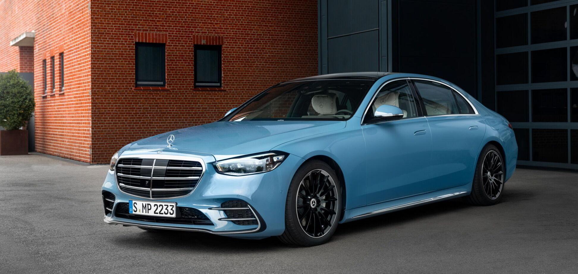Mercedes-Benz расширит программу персонализации Manufaktur