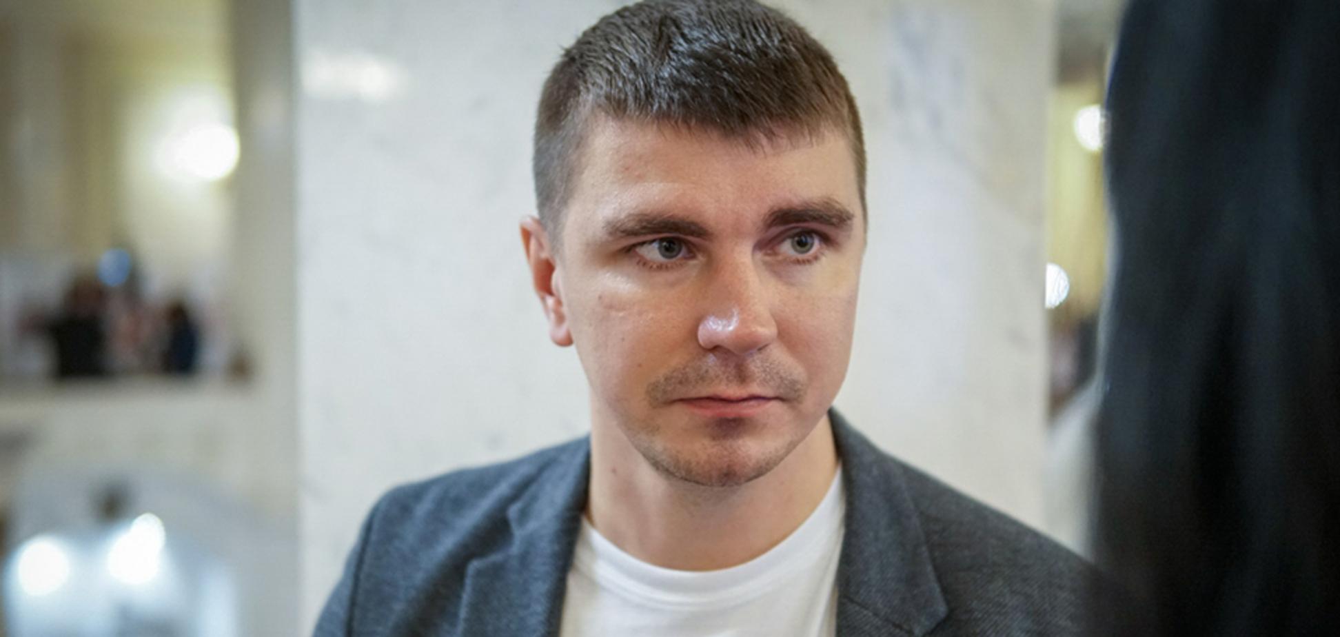 Нардеп Антон Поляков