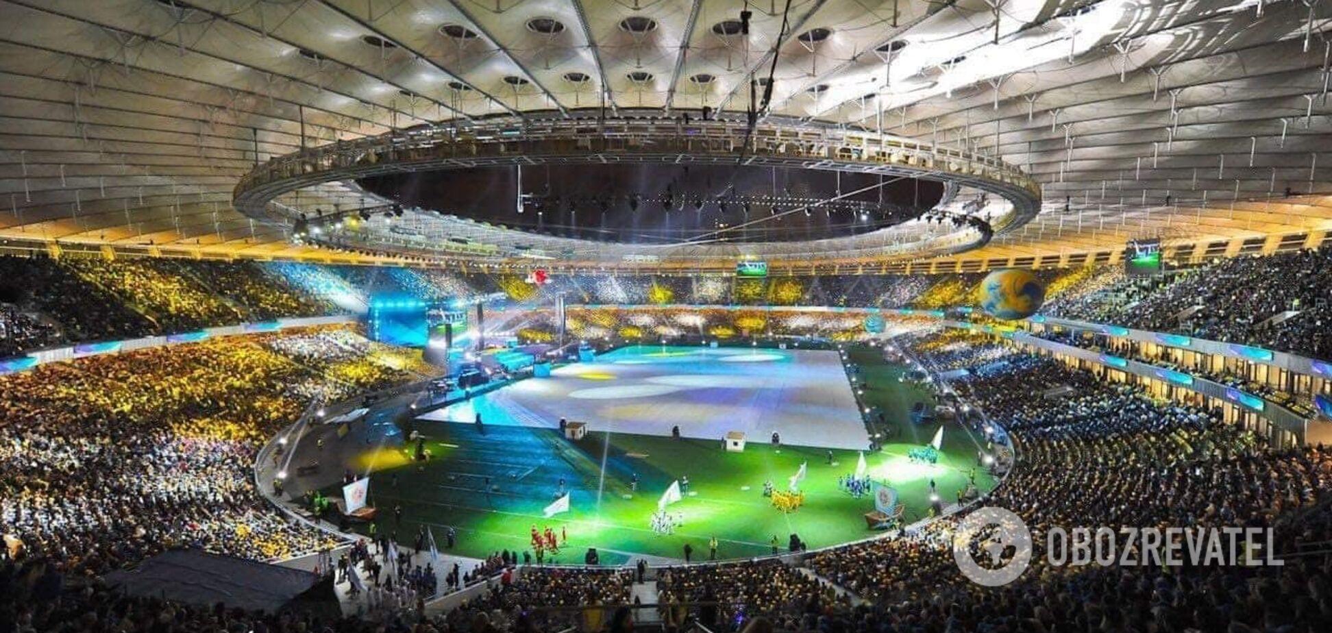 10 лет с открытия НСК 'Олимпийский': мы еще увидим яркие победы наших клубов