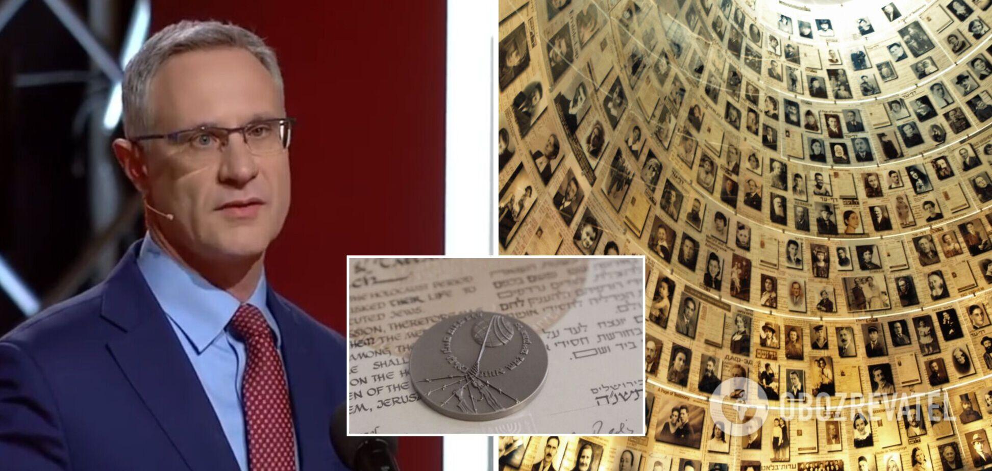 Праведників світу набагато більше: люди, які рятували євреїв, є героями України, – посол Ізраїлю