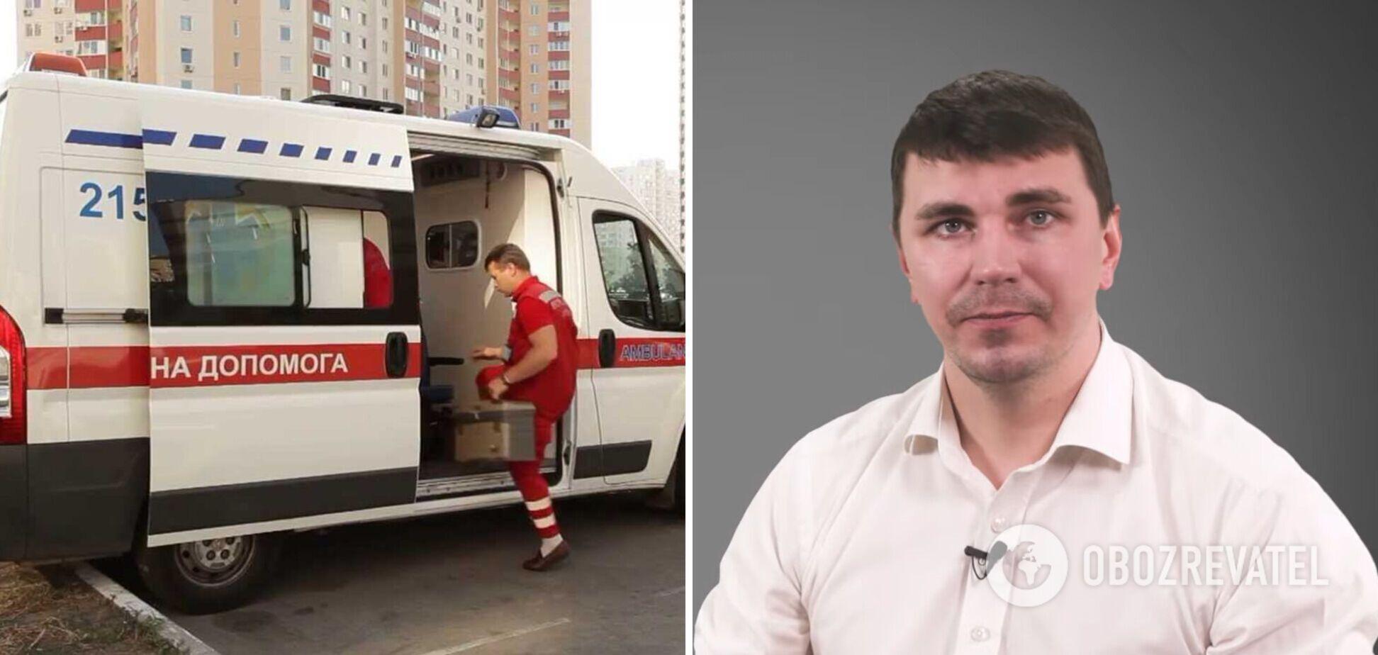 Помер народний депутат Антон Поляков
