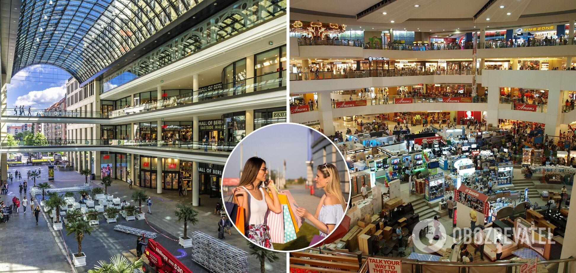 Топ 5 міст для шопінг-туру, де можна дешево купити брендові речі
