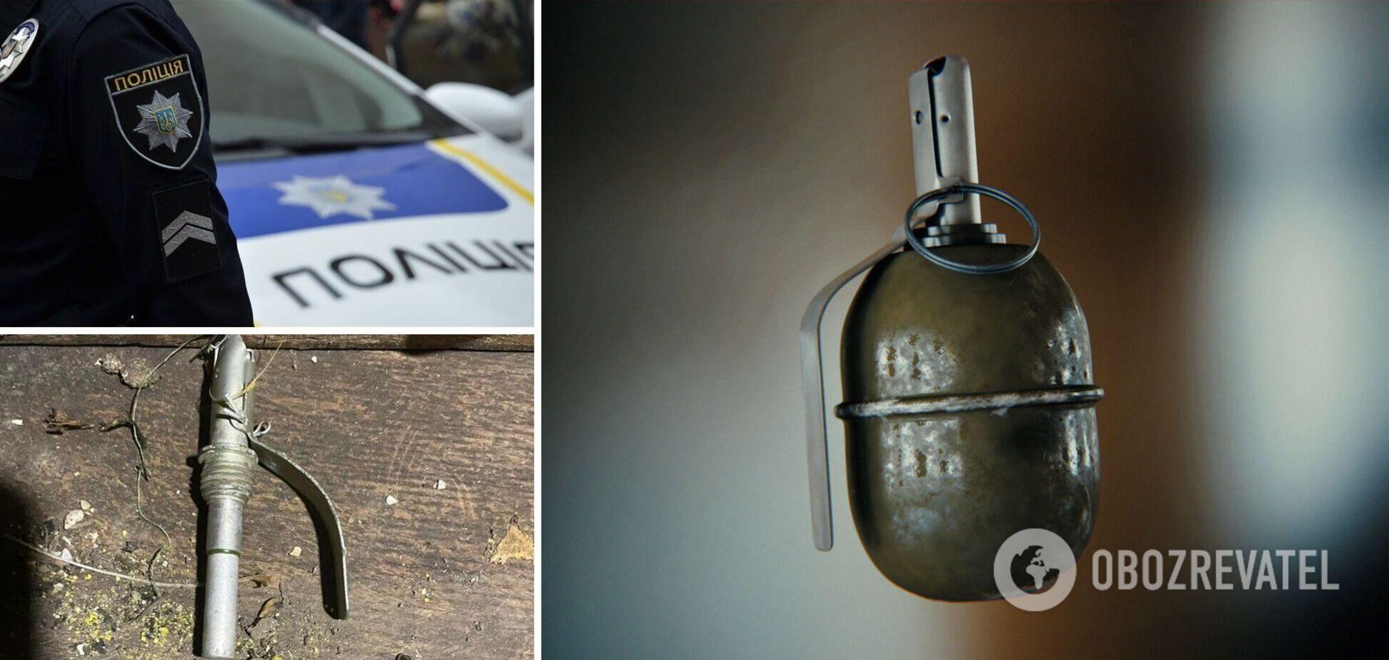 В Одеській області п'яний чоловік кинув гранату в трьох односельчан