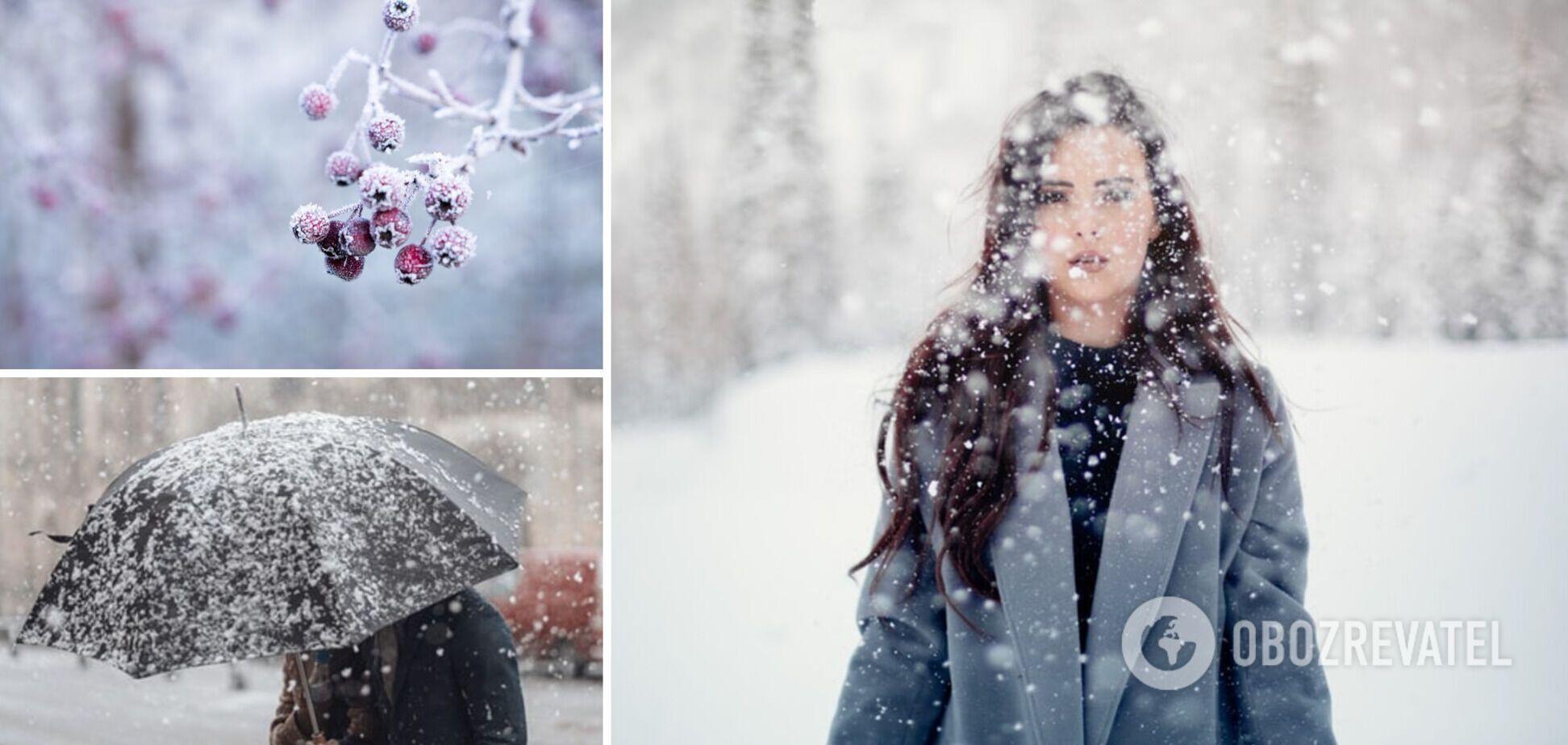 Зима никуда не исчезнет? Синоптики рассказали, ждать ли снега в Украине и какими будут последствия изменения климата