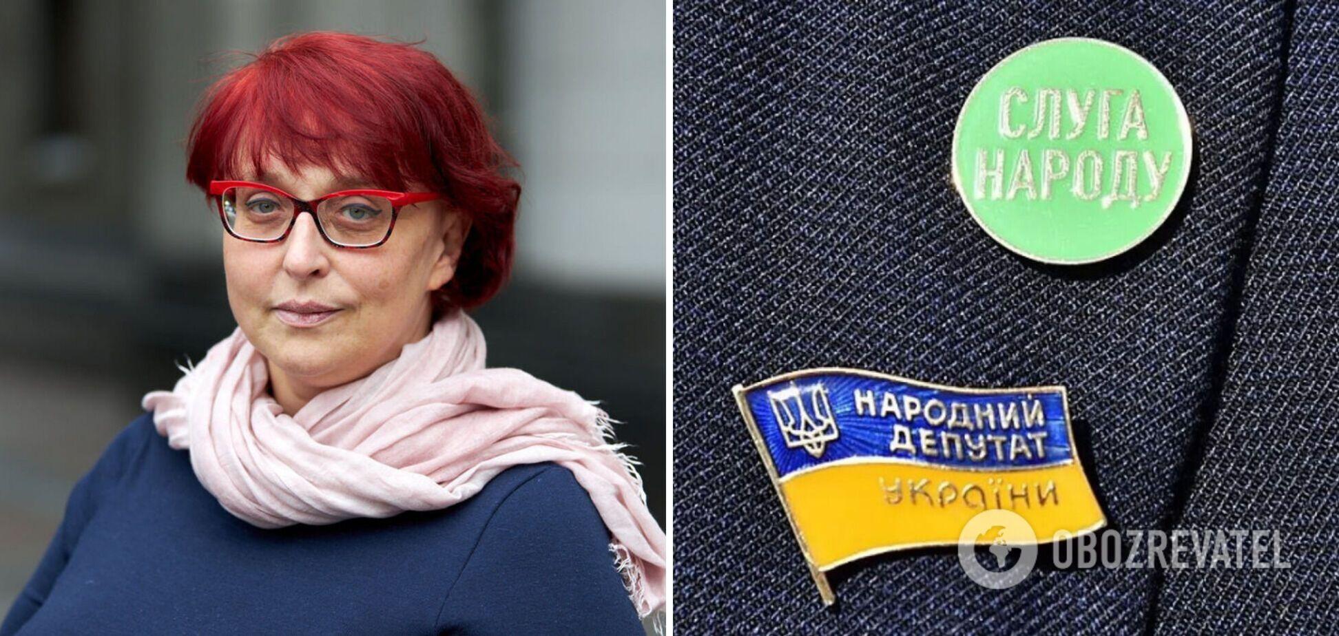 На счету Галины Поляковой много скандалов