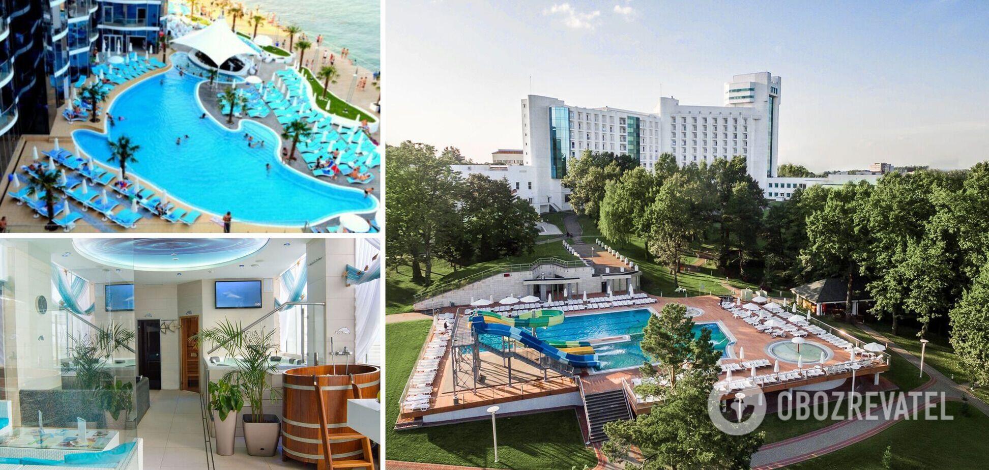 5 найкращих SPA-курортів України