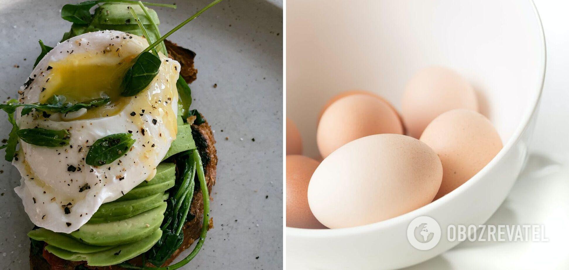 Яйце пашот готувати з оцтом чи без: що радять професіонали