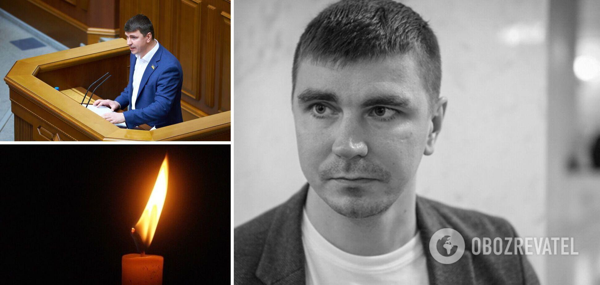 Антона Полякова знайшли мертвим