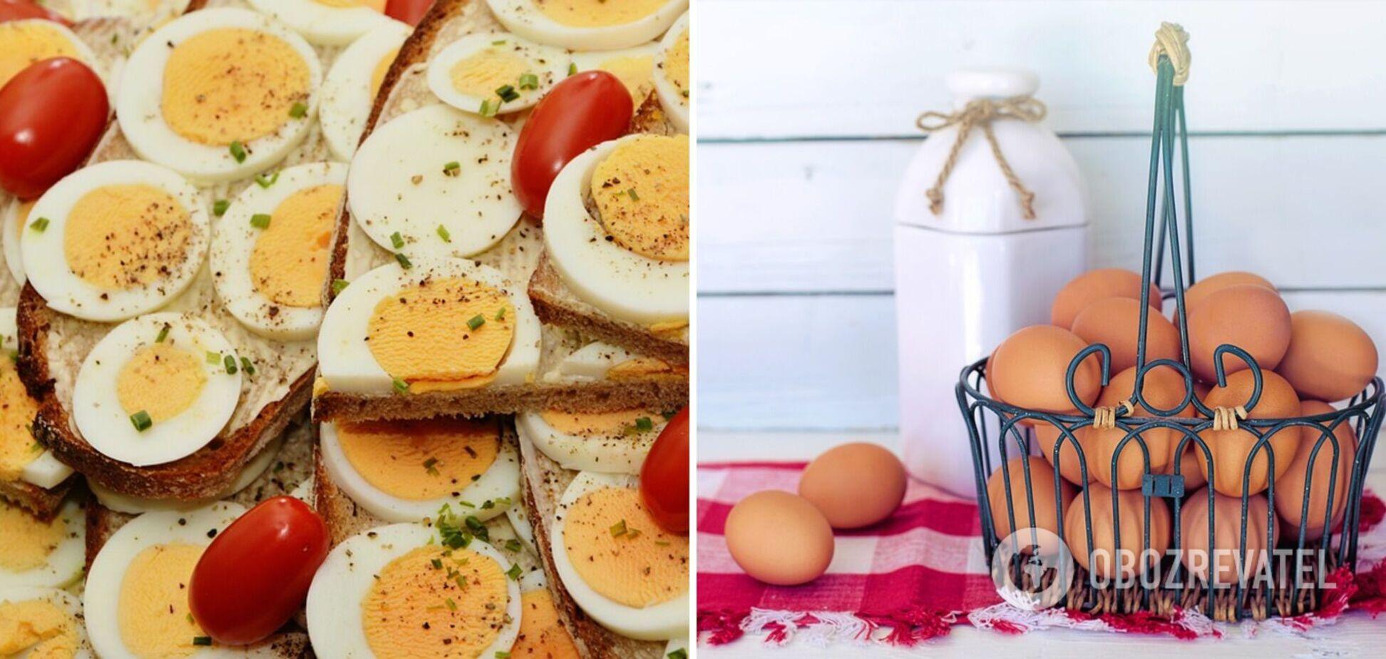 Як правильно зварити та посмажити яйця: поради професіоналів