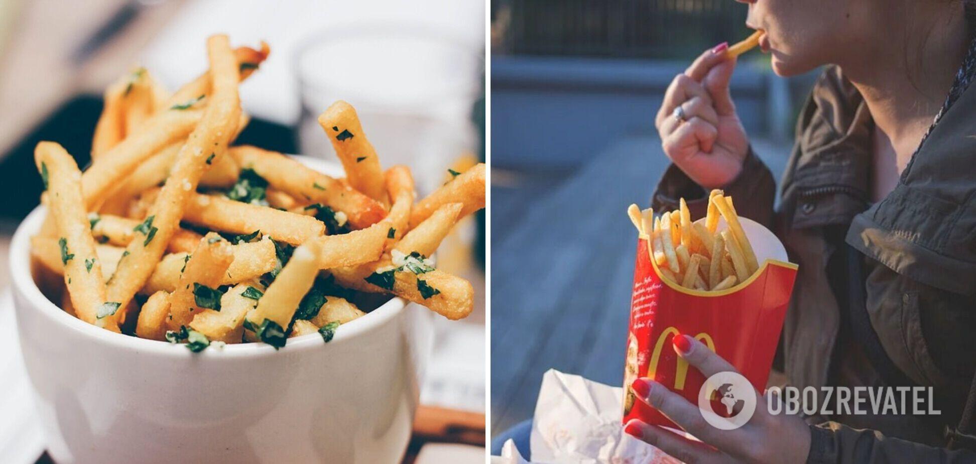 Навіщо заморожувати картоплю фрі: секрет від шеф-кухаря 'МастерШеф'
