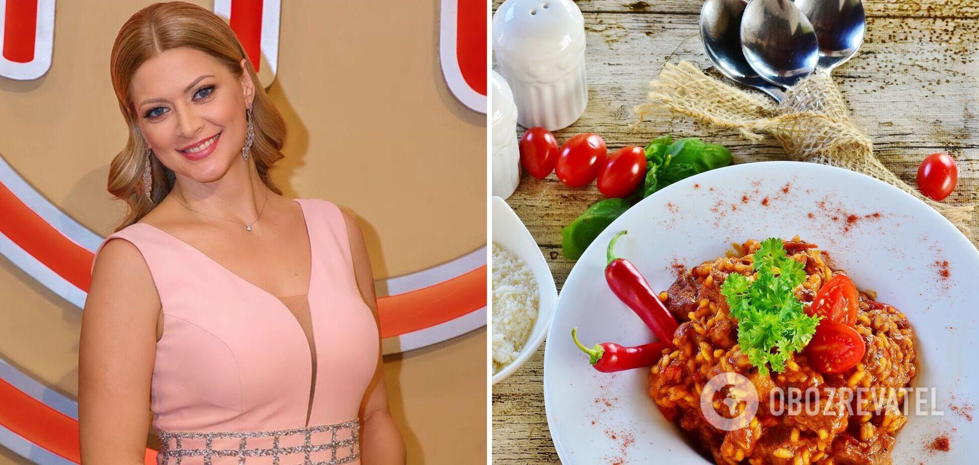 Татьяна Литвинова рассказала, как правильно варить рис