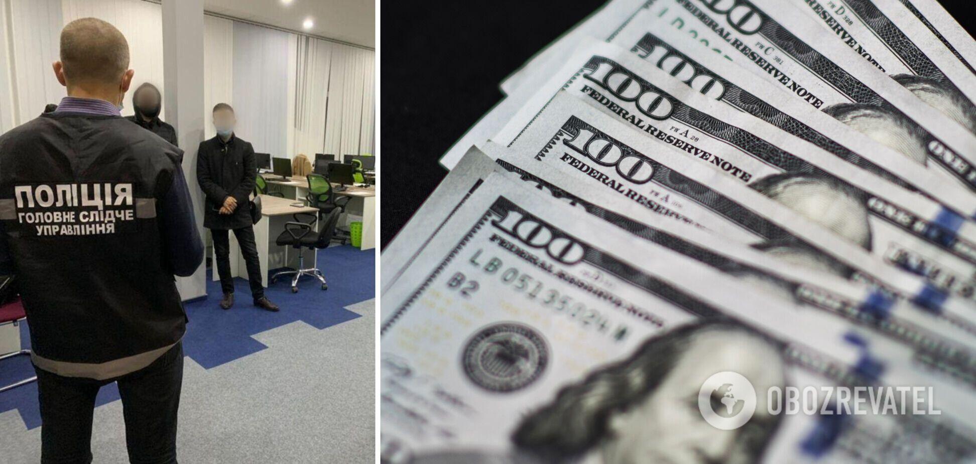 Ошукали іноземців на мільйони доларів: Нацполіція та ФБР викрили в Україні масштабну схему