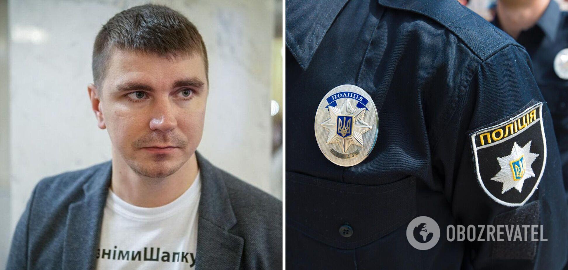 У мережі з'явилося ще одне відео з Поляковим напередодні смерті: він засвітився в компанії іноземця