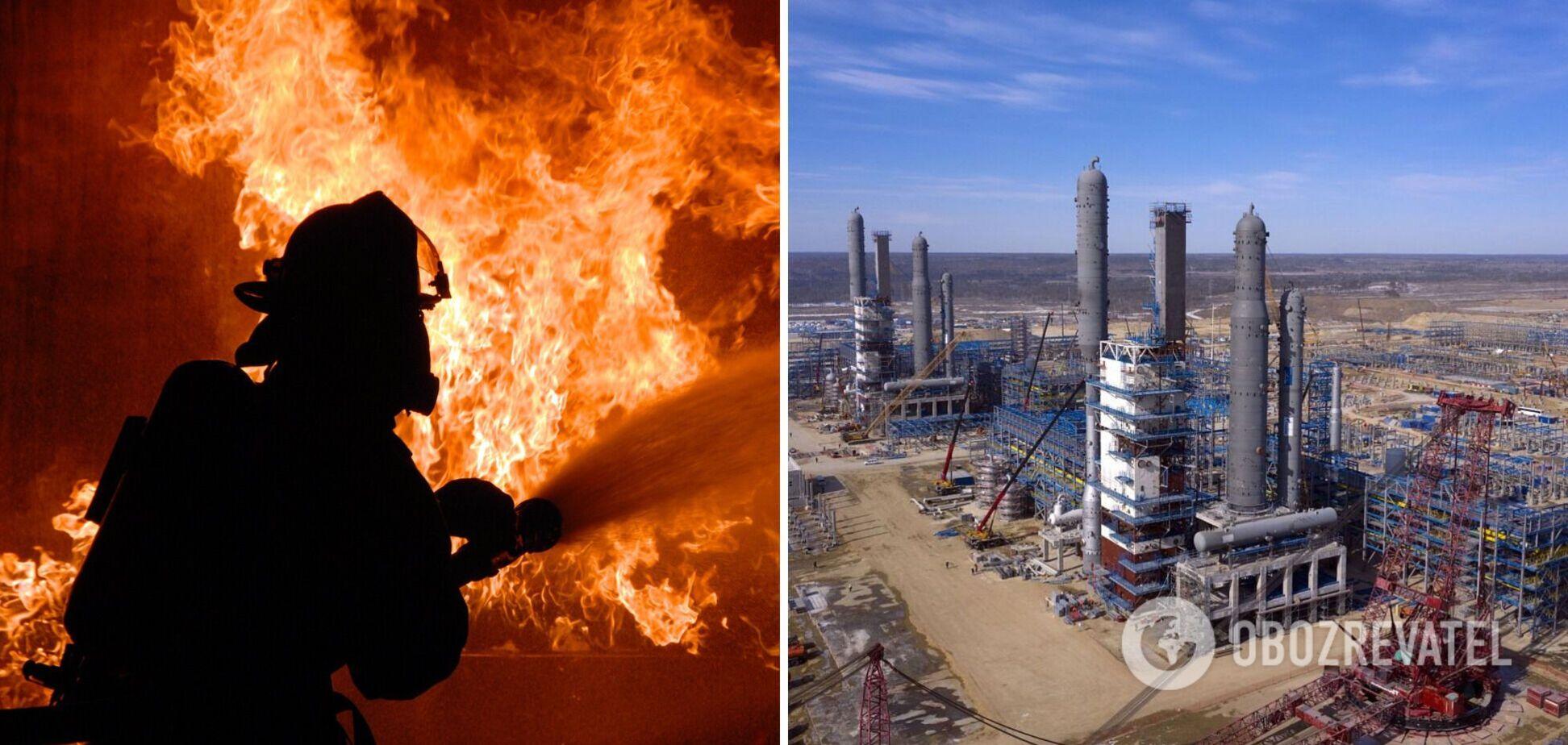 У Росії на заводі 'Газпрому' прогримів потужний вибух: з'явилися подробиці НП. Відео