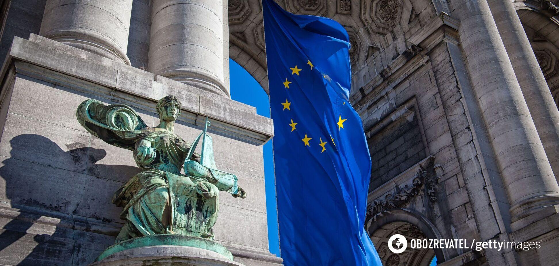 В Раде призвали Европарламент признать перспективу членства Украины в ЕС и усилить санкции против РФ