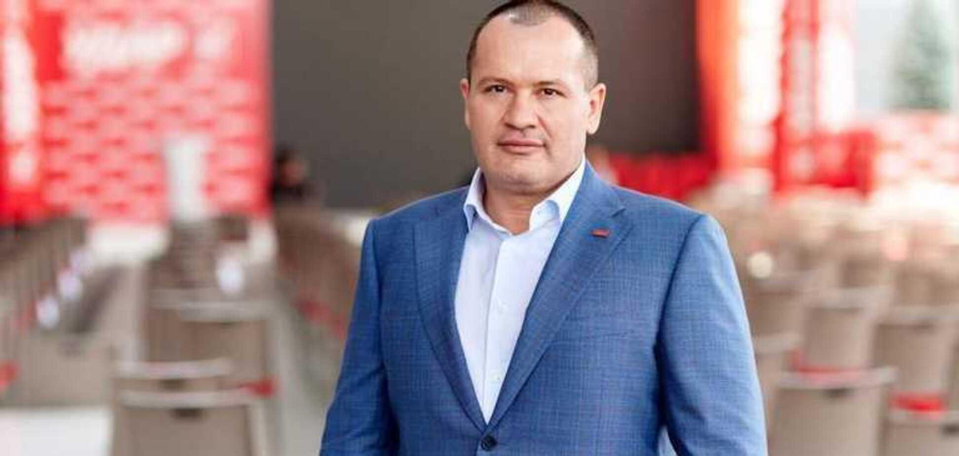 Палатний: СБУ повинна відкрити справу за держзраду Ківи через привітання Путіну