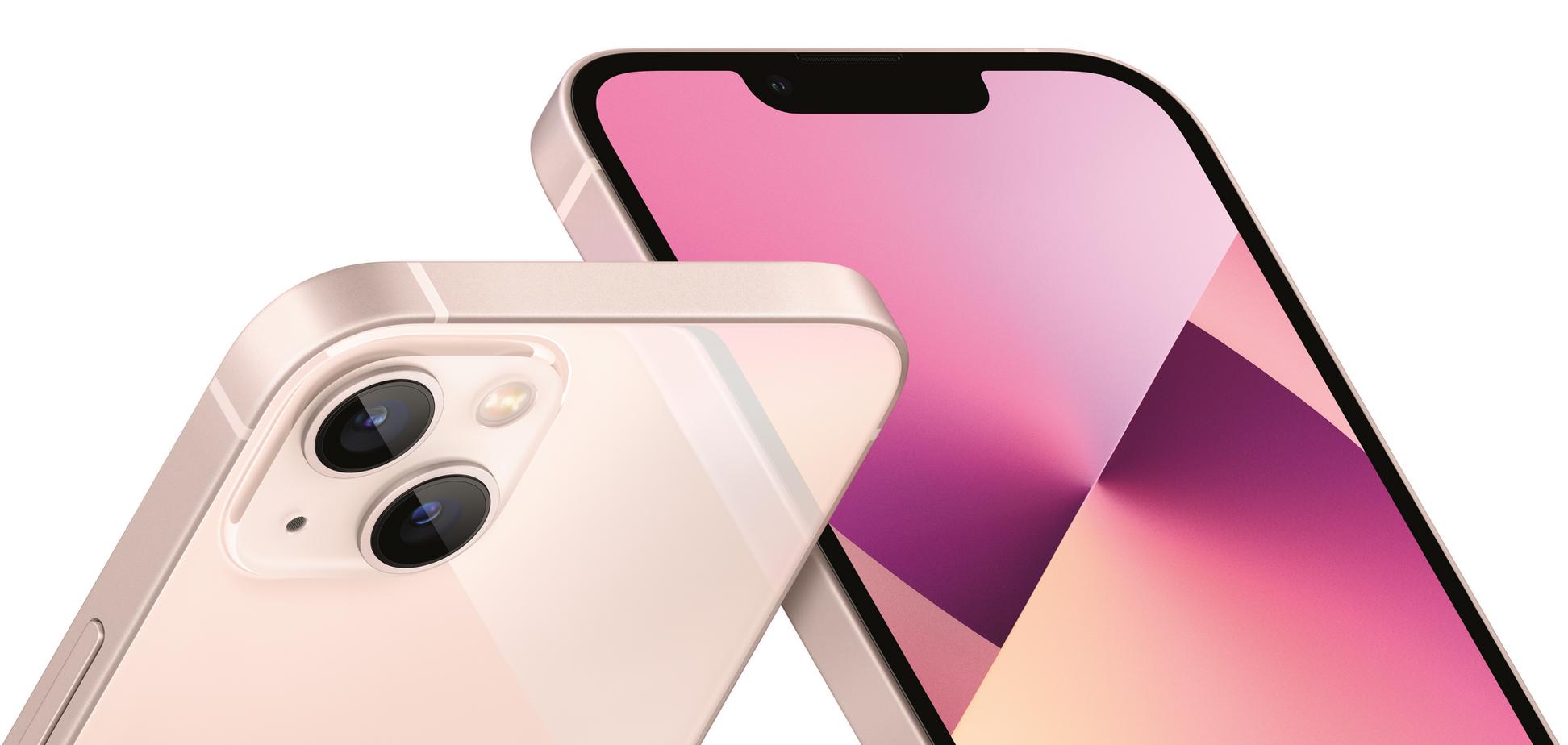 Неймовірна міць і краса. Все, що ви хочете знати про старт продажів нового iPhone 13 в Україні
