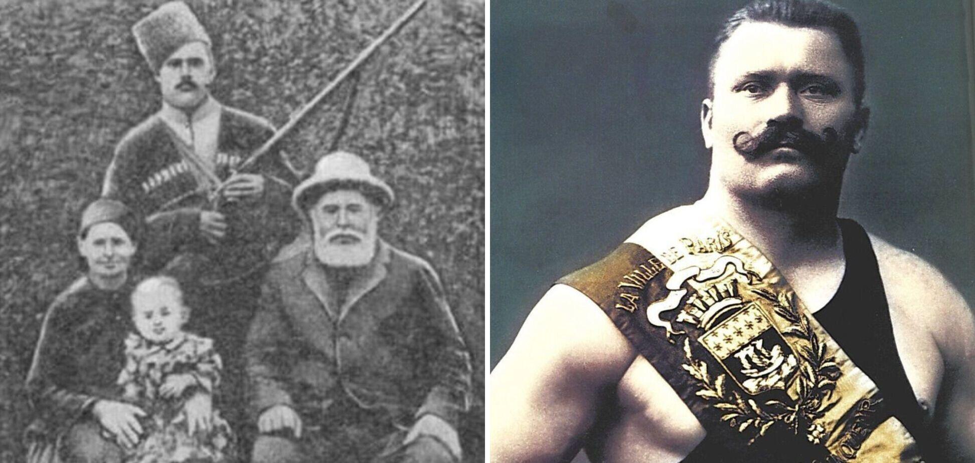 Google посвятил дудл Ивану Пиддубному: чем знаменит легендарный украинский борец
