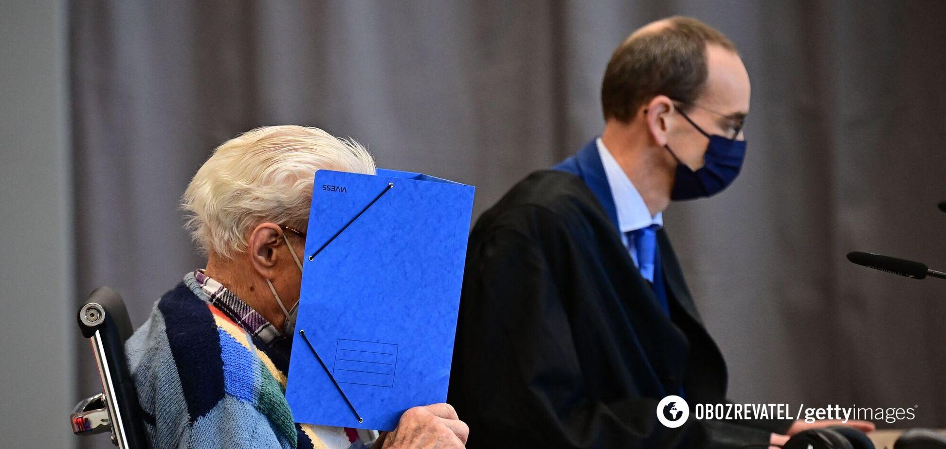 В Германии начался суд над 100-летним экс-охранником нацистского концлагеря