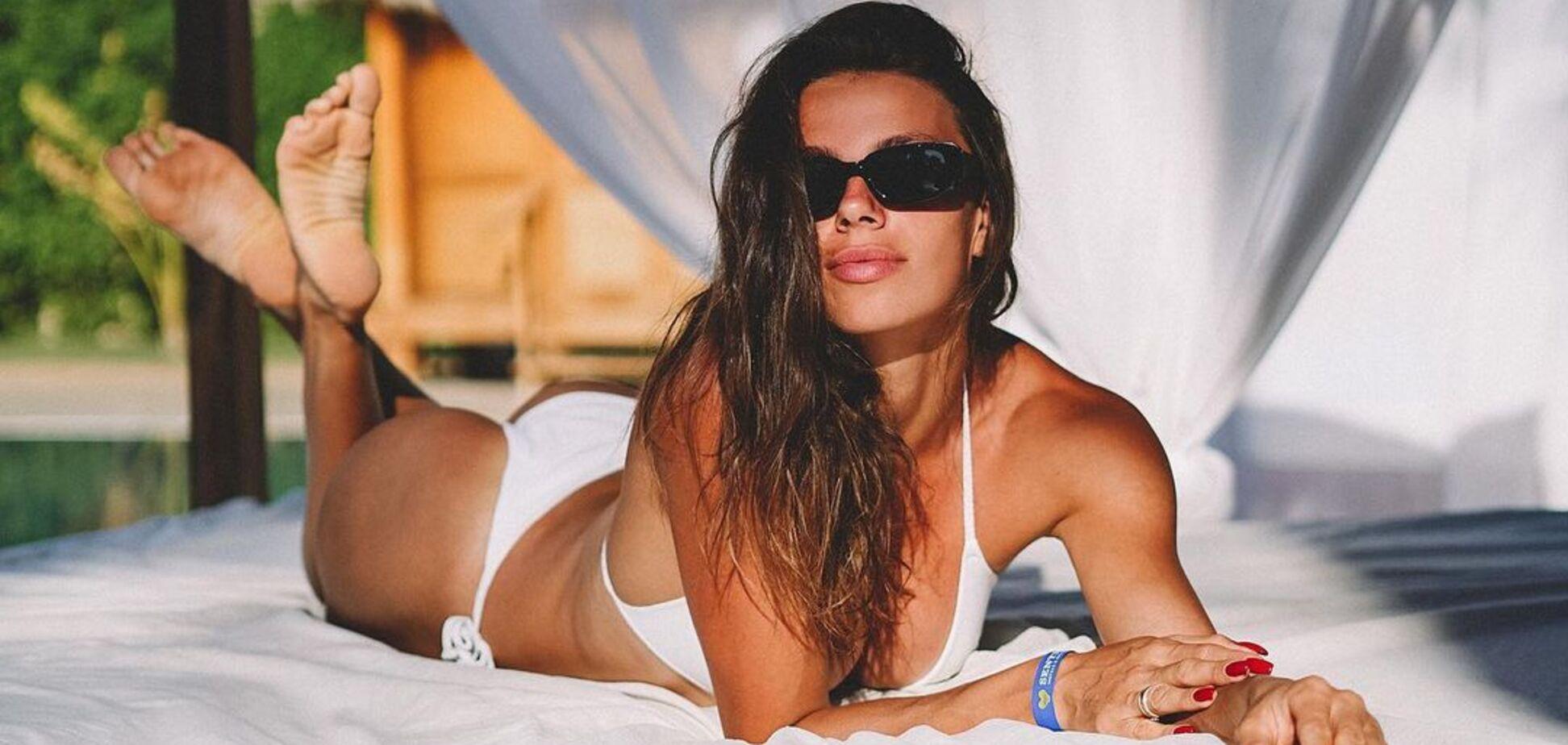 Красуня-спортсменка Бех-Романчук похвалилася формами на пляжі