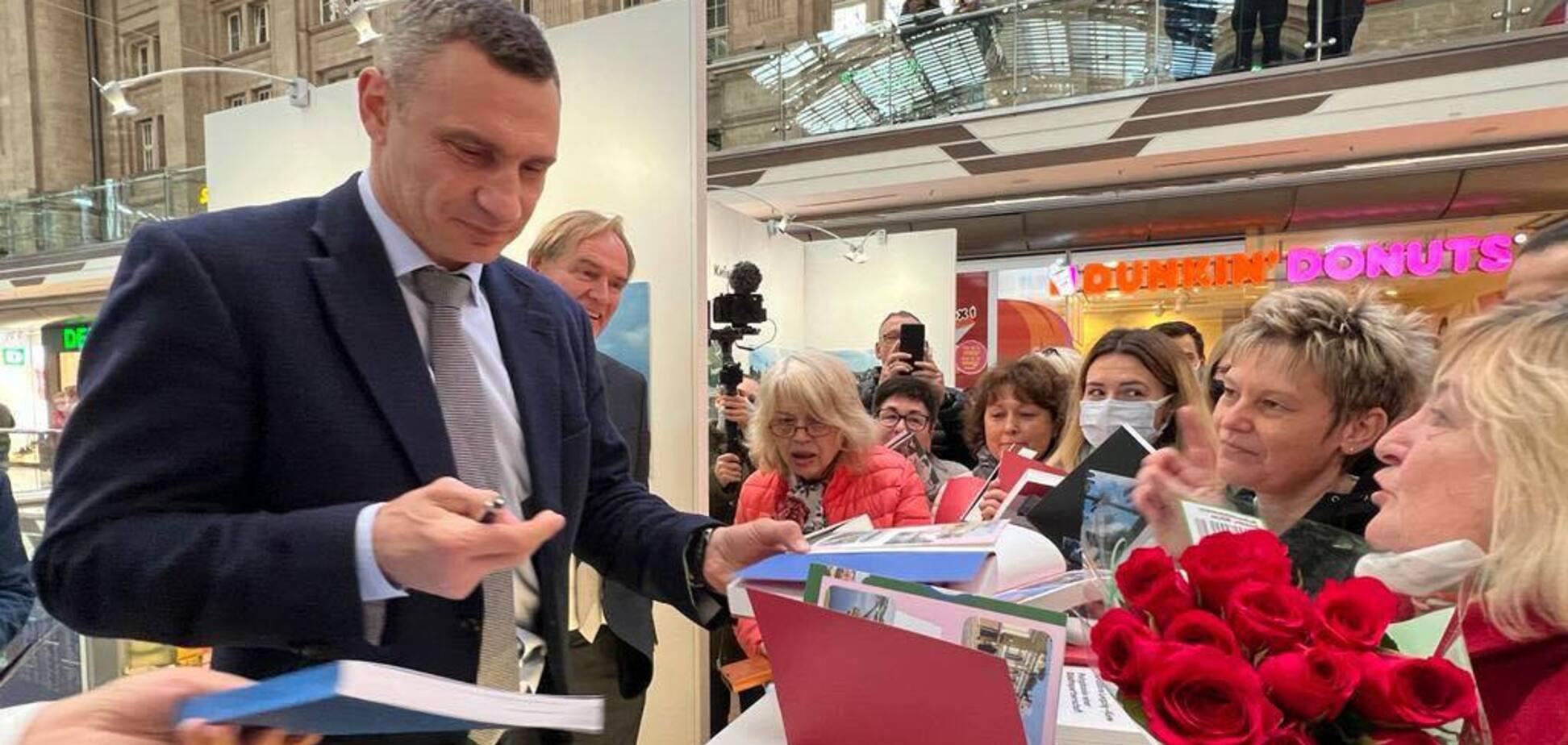 Кличко відкрив Дні Києва в німецькому Лейпцигу