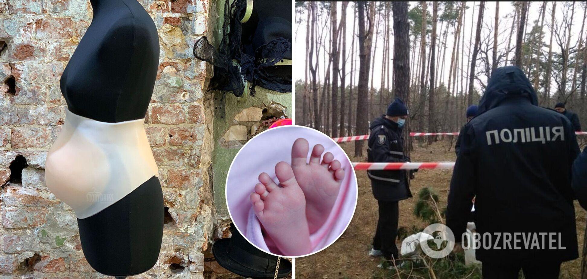 Втратила дитину й імітувала вагітність: жительку Житомира підозрюють у вбивстві новонародженого