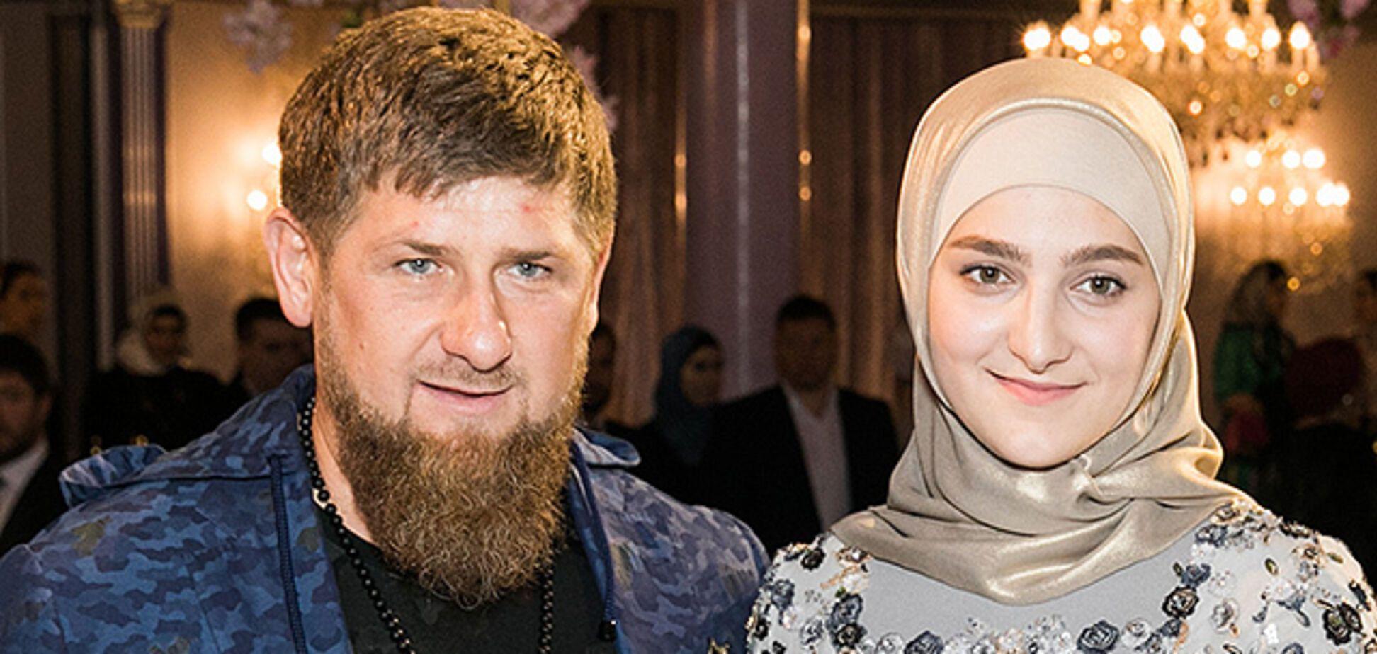 22-річна дочка Кадирова стала міністром культури Чечні