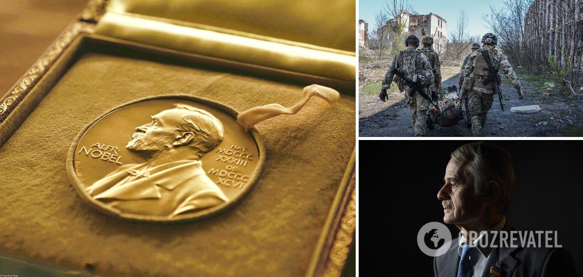 Нобелевскую премию мира надо дать Украине