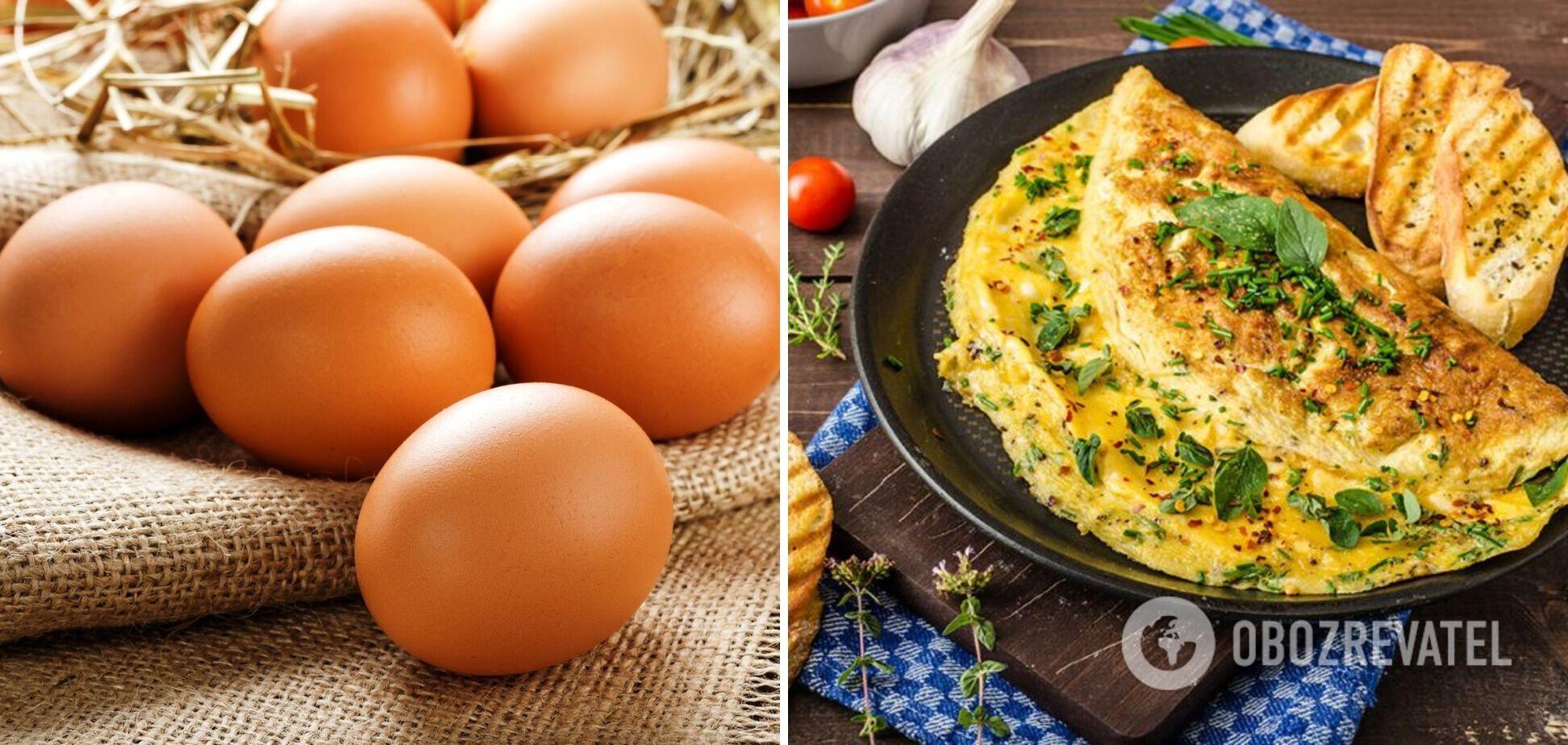 Хочете бути здоровими – беріться за яйця