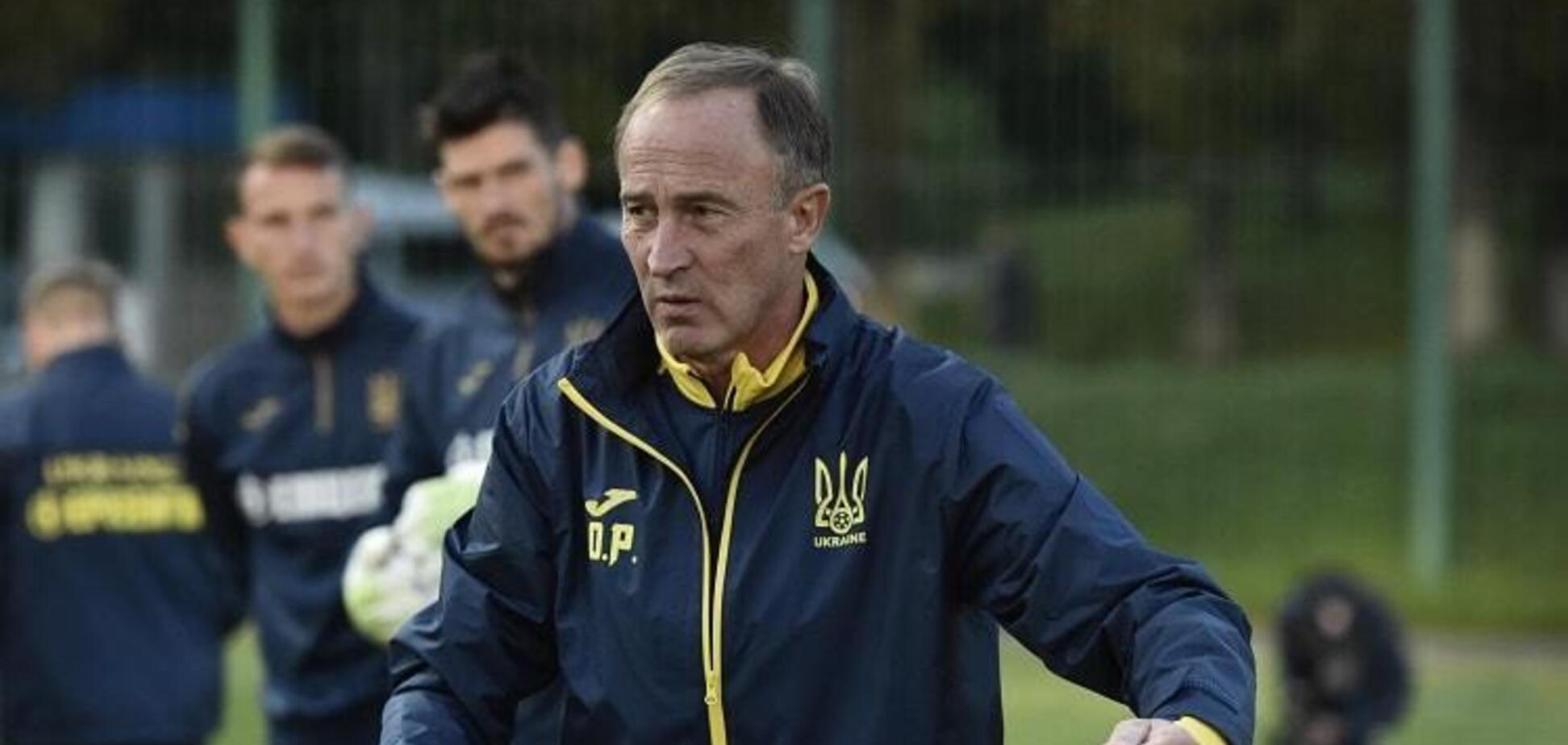 Петраков прокоментував перемогу України у відборі ЧС-2022